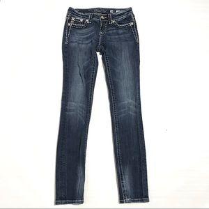 Miss Me skinny jeans 28